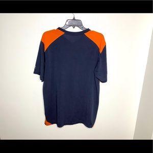 Genuine Merchandise Shirts - < Detroit Tigers Dry Fit Shirt >